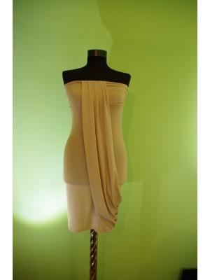 Дамска   рокля без ръкав дюс